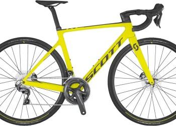 2021 SCOTT Addict RC 30 yellow Bike