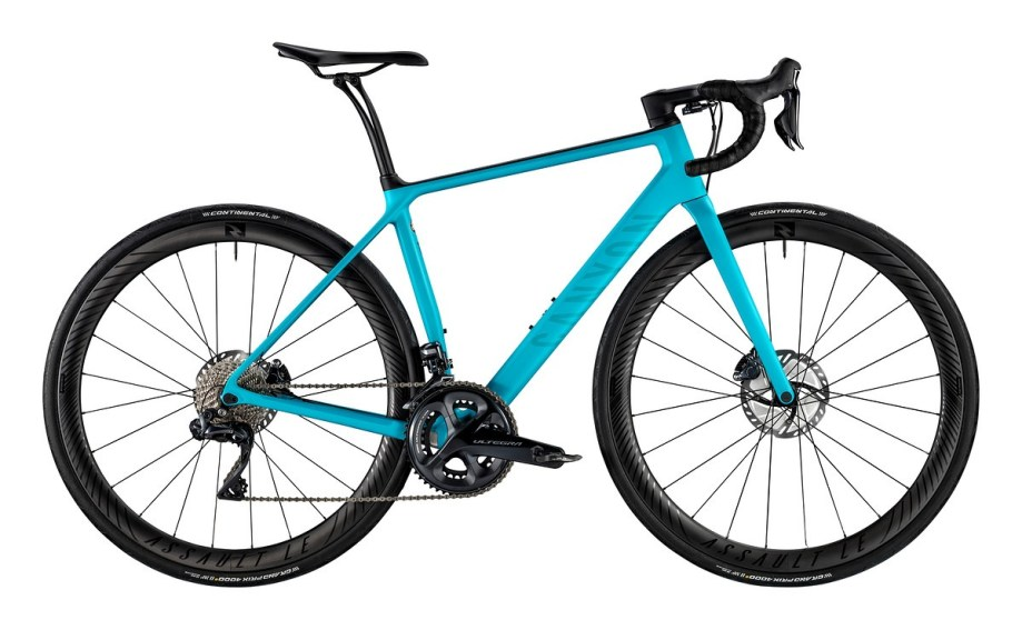 2019 Canyon Endurace WMN CF SL Disc 8