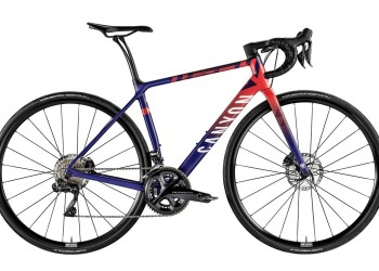 2019 Canyon Endurace WMN CF SL Disc 8.0 LTD