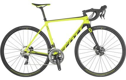 2019 SCOTT Addict RC 10 disc Bike