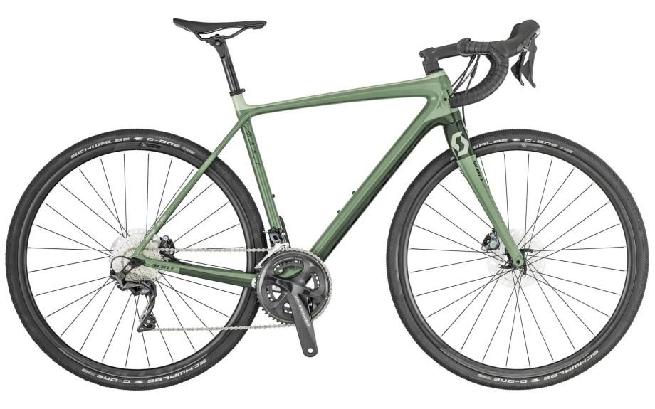 2019 SCOTT Addict Gravel 20 Bike