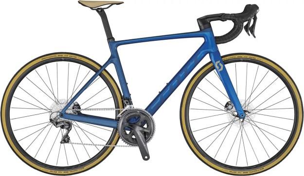 2020 SCOTT Addict RC 30 blue Bike