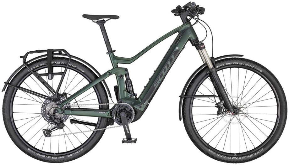 2020 Scott Axis Eride Evo Bike