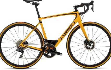 2019 Specialized S-Works Roubaix McLaren Dura-Ace Di2