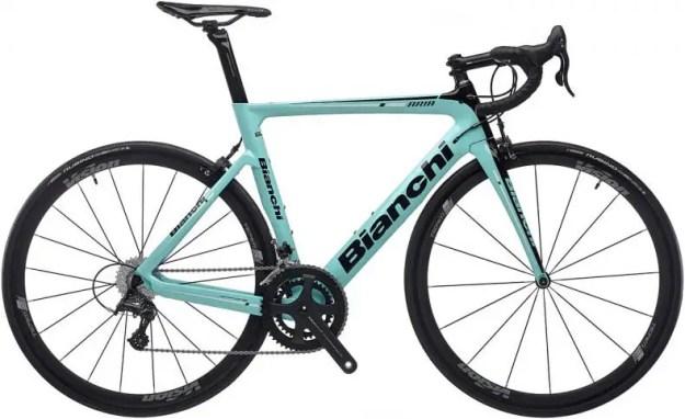 2019 Bianchi Aria Centaur 11sp
