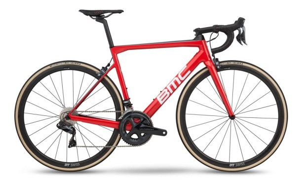 2019 BMC Teammachine SLR01 Three 1