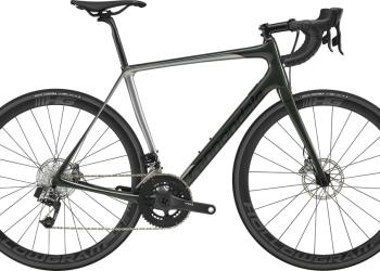2019 Cannondale Synapse Hi-Mod Disc Red eTap