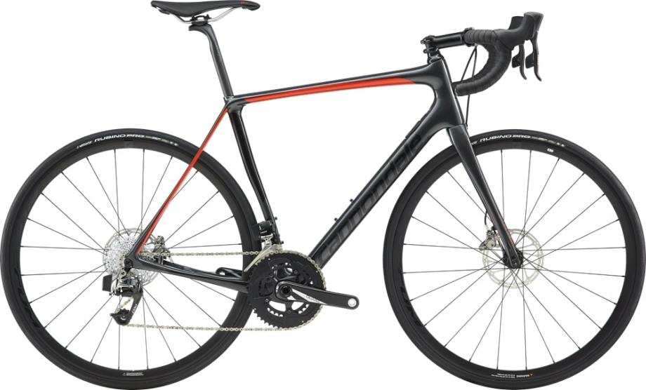 2019 Cannondale Synapse Carbon Disc Red eTap