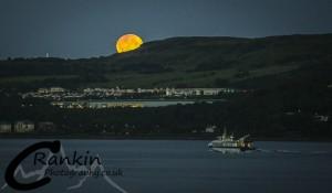 Harvest Moon Rise