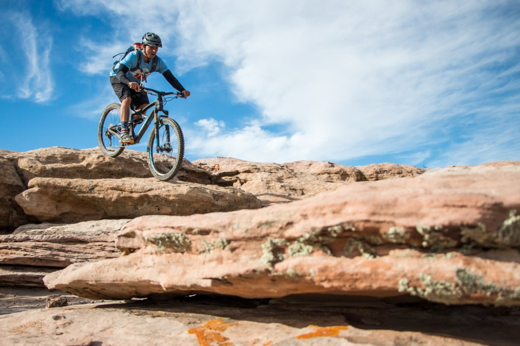 Chasing Epic takes riders on all-inclusive single track trips.