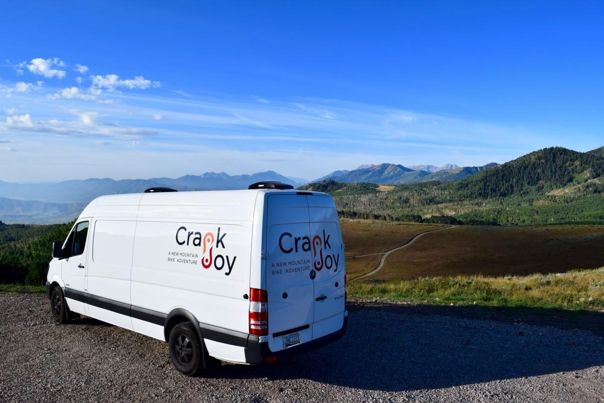 Crankjoy Sprinter Van