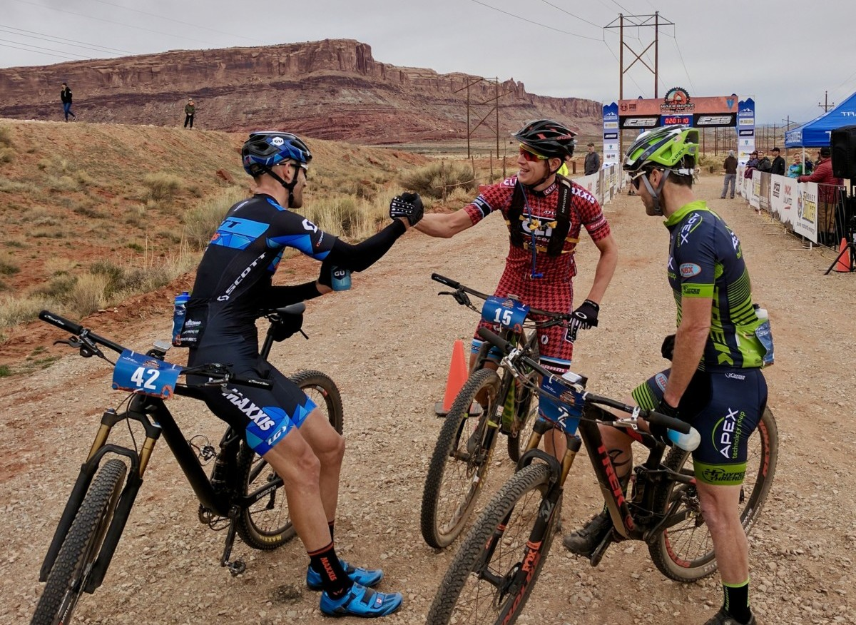 Day 3 – Moab Rocks- Is it over YET?