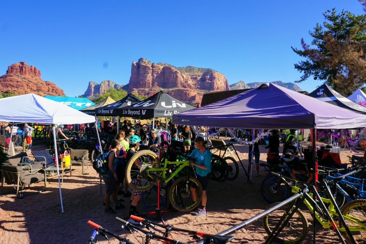 Sedona Roam Bike Fest – One for the Ladies by the Ladies