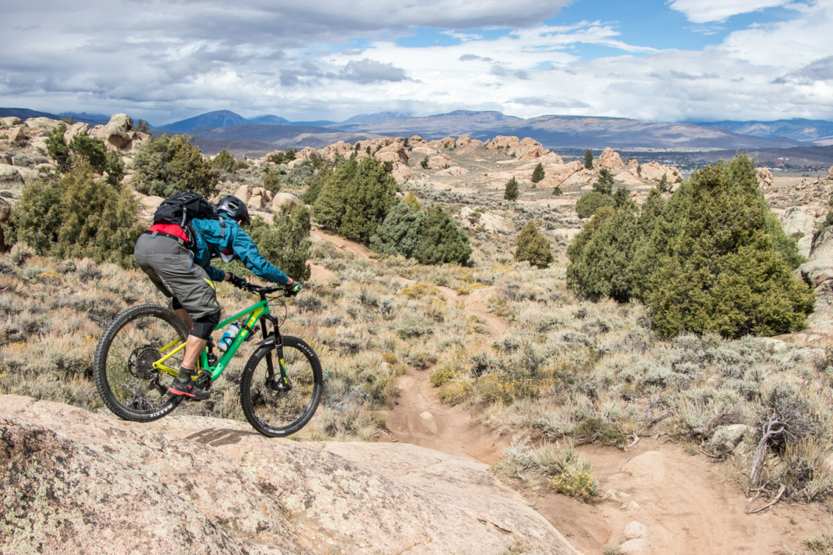 Four Things I Learned on a Guided Mountain Bike Trip
