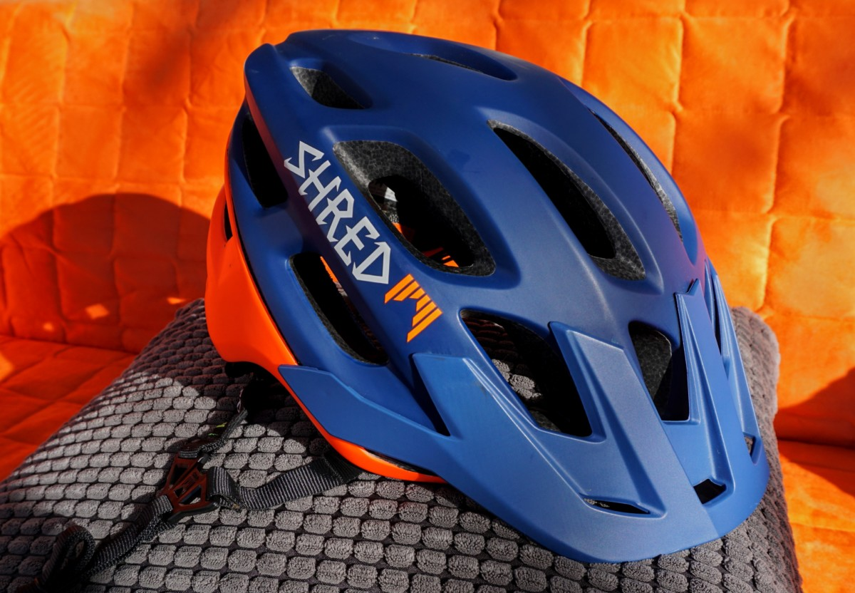 shred short stack RES helmet