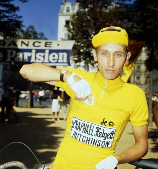 courtsey of Le Tour de France