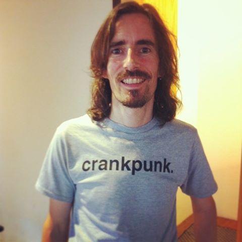 Editor of VeloNation, Shane Stokes!