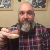 Haydn with a Leyland Badger stout