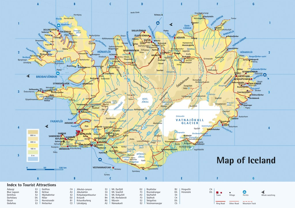 road_map_of_iceland