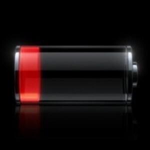 My camera battery runs out