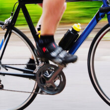 No pedalling
