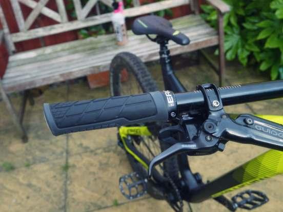 ergon mountainbiking grips ergon technology mtb review