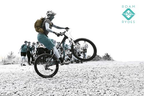 Digital Podcast Mountainbiking roam rydes