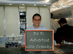 Advertise with Cranky