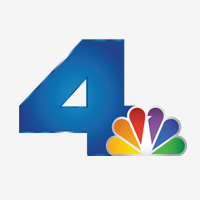 NBC4 Los Angeles Logo