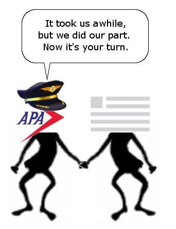 APA Votes Yes