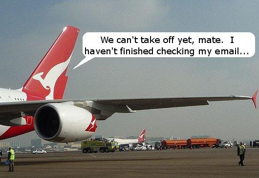 Qantas Pulls Internet