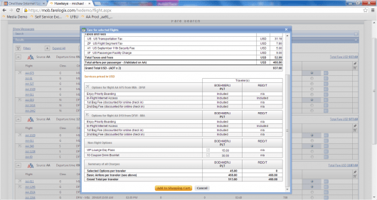 Farelogix Final Price