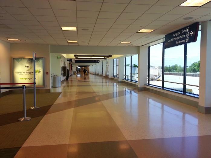 San Jose Quiet Terminal A