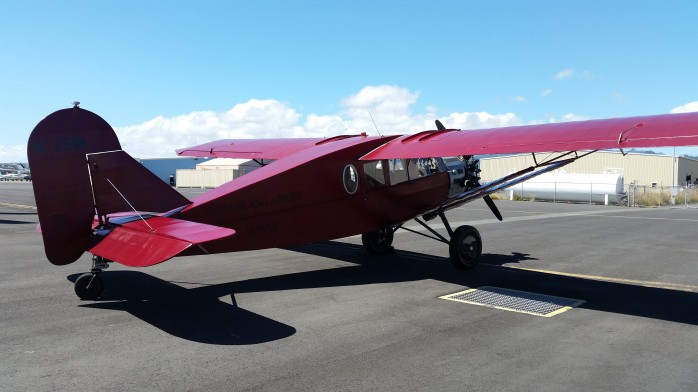 Hawaiian Bellanca NC251M