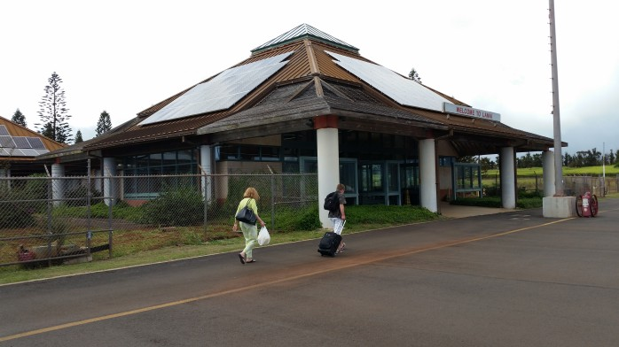 Lana`i Airport