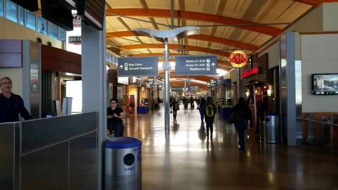 RDU Terminal 2