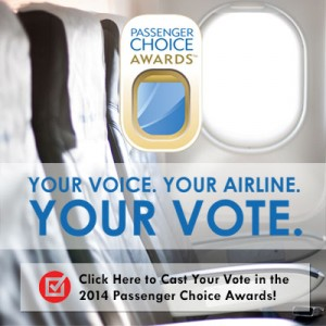 APEX Passenger Choice Awards