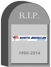 North American Tombstone
