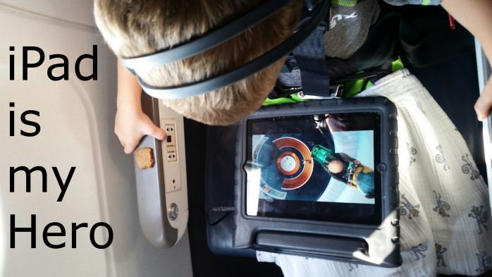 iPad is My Hero