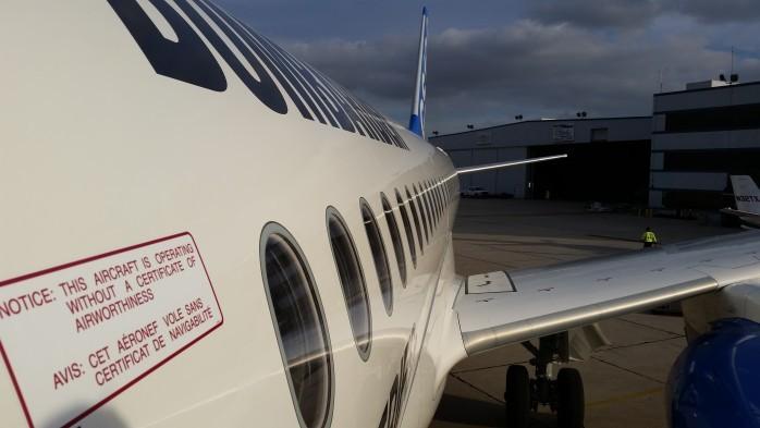Bombardier C Series Fuselage