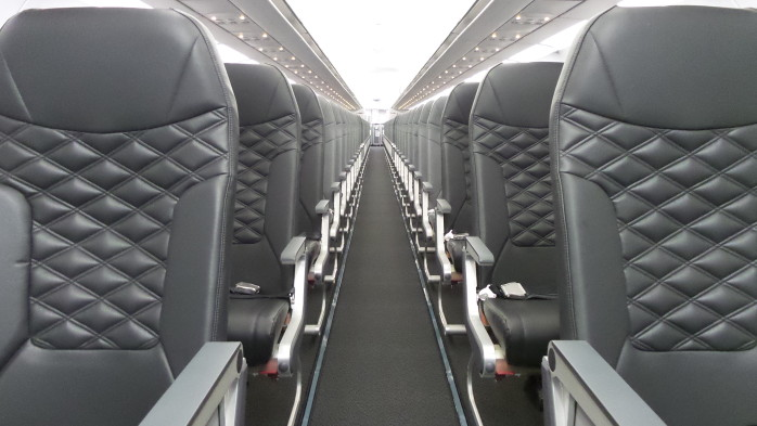 Frontier's New Seats Give More Room to the Middle Seat (and