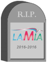 LaMia Tombstone