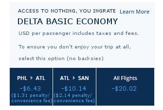 Delta's Move Toward Flexibility: Upgrade Any Single Flight