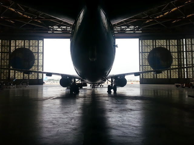 Korean in Hangar