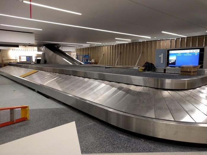Baggage Claim Carousel Terminal 1 LAX