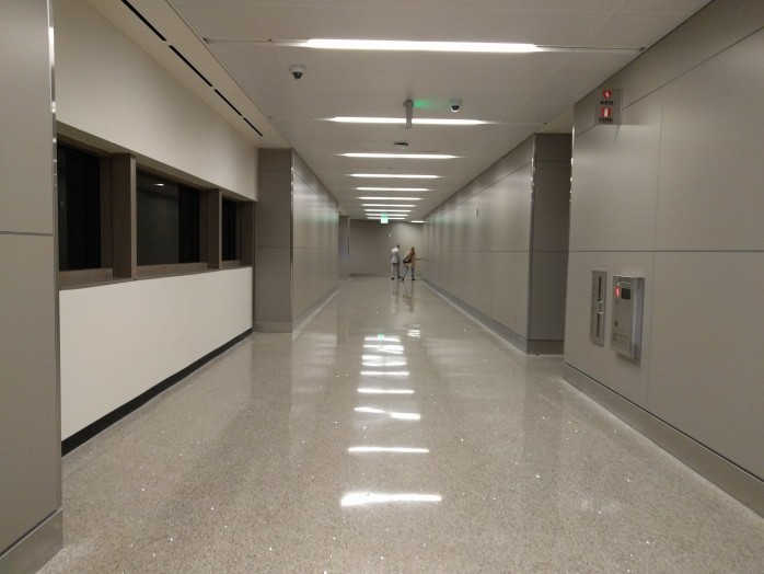 Corridor in Old TBIT LAX