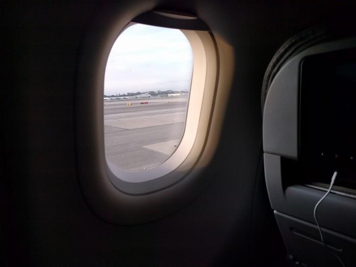 Window Ahead A321