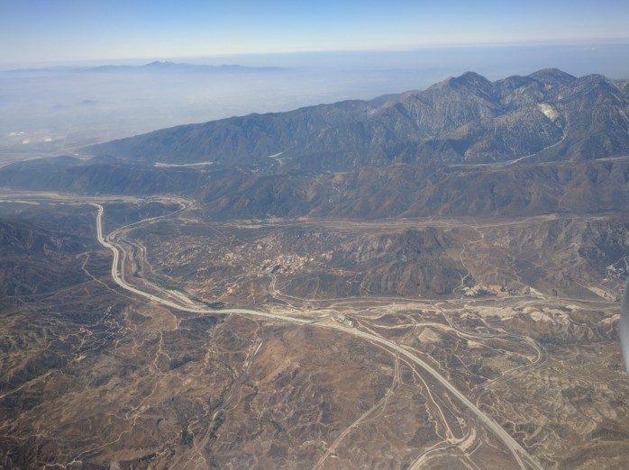 I-15 Cajon Pass