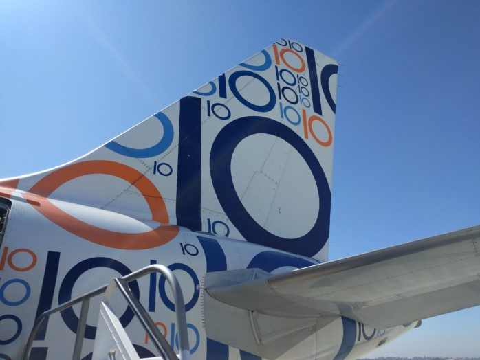 JetBlue 10th Anniversary