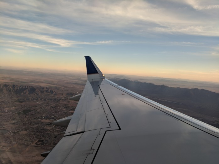 A Rare Trip on United, This Time to Phoenix (Trip Report) | Cranky Flier